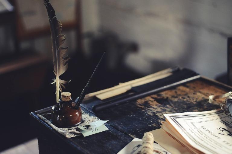Pixabay - Writing 1